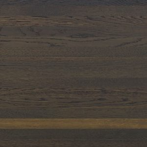 Bänkskiva i svartbetsad ek